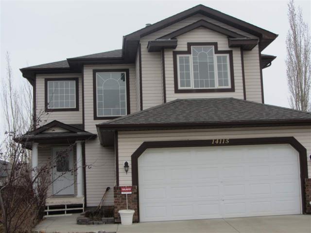 14115 129 Street, Edmonton, AB T6V 1K7 (#E4149772) :: The Foundry Real Estate Company