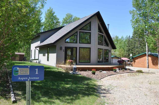 1 Aspen Ave, Rural Lac Ste. Anne County, AB T0E 0L0 (#E4149921) :: Mozaic Realty Group