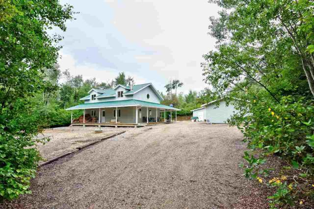 550 11207 Twp Rd 564, Rural St. Paul County, AB T0A 2G0 (#E4150031) :: The Foundry Real Estate Company