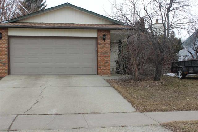9309 84 Street, Fort Saskatchewan, AB T8L 3N9 (#E4150231) :: The Foundry Real Estate Company
