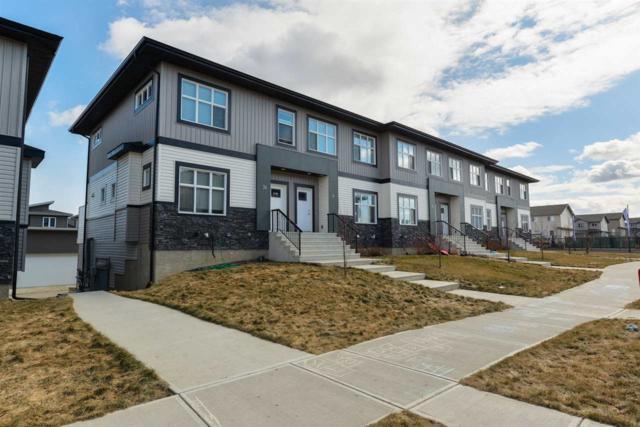 31 20 Vanderbilt Common, Spruce Grove, AB T7X 0V6 (#E4150383) :: The Foundry Real Estate Company