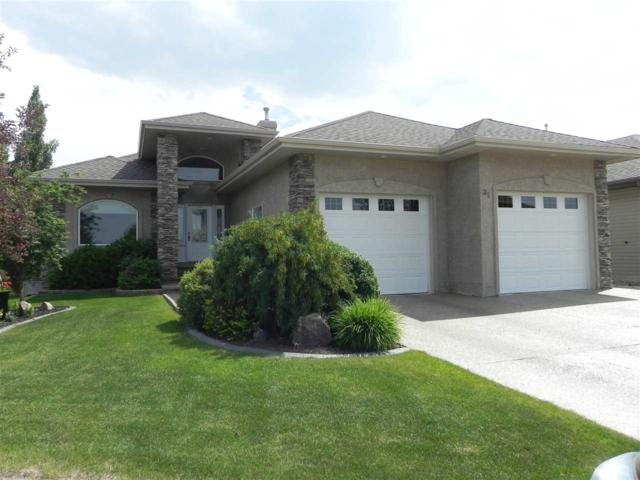 31 Willowbend Court, Stony Plain, AB T7Z 2X8 (#E4150677) :: Mozaic Realty Group