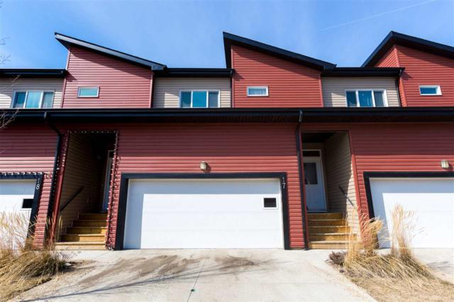 17 16537 130A Street, Edmonton, AB T6V 0M6 (#E4150707) :: The Foundry Real Estate Company