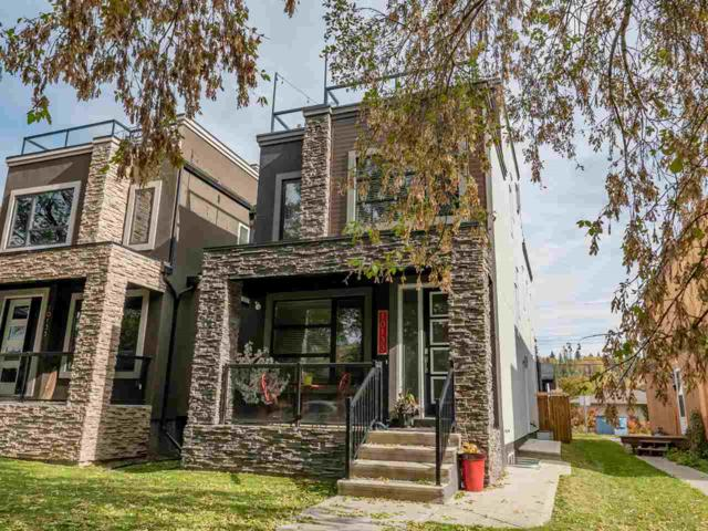 10133 88 Street, Edmonton, AB T5H 1H9 (#E4150855) :: The Foundry Real Estate Company