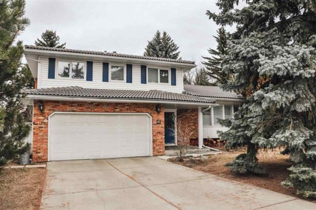 56 Fairway Drive, Edmonton, AB T6J 2C3 (#E4150890) :: David St. Jean Real Estate Group