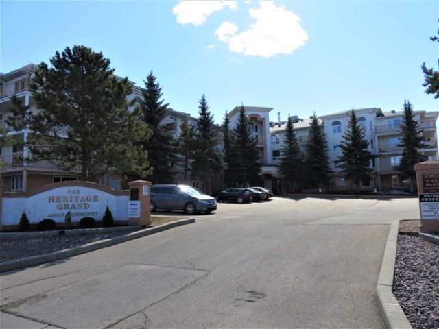211 10903 21 Avenue, Edmonton, AB T6J 7A4 (#E4151038) :: Mozaic Realty Group