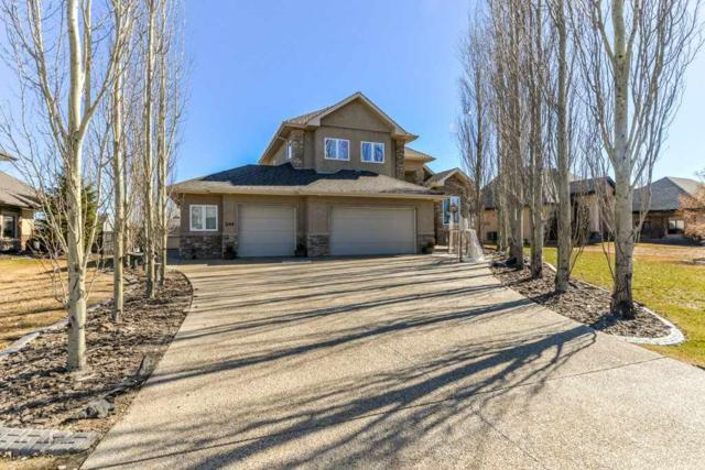 244 Estate Way Crescent, Rural Sturgeon County, AB T8T 0C7 (#E4151353) :: Mozaic Realty Group