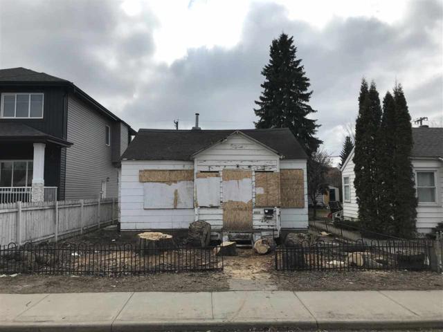 9655 76 Avenue, Edmonton, AB T6C 0K4 (#E4151797) :: Jenn McPhillamey   YEGPro Realty