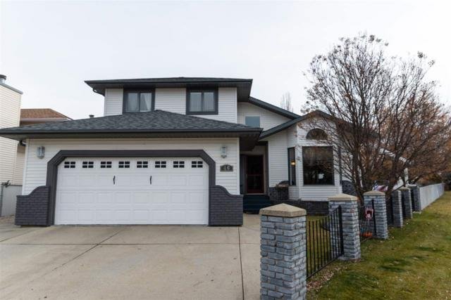 46 Woodside Crescent, Spruce Grove, AB T7X 3E5 (#E4151955) :: Mozaic Realty Group