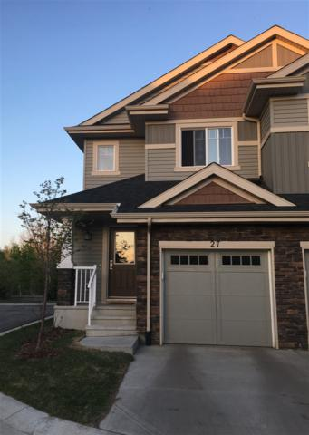 27 2004 Trumpeter Way, Edmonton, AB T5S 0J9 (#E4151994) :: Müve Team | RE/MAX Elite