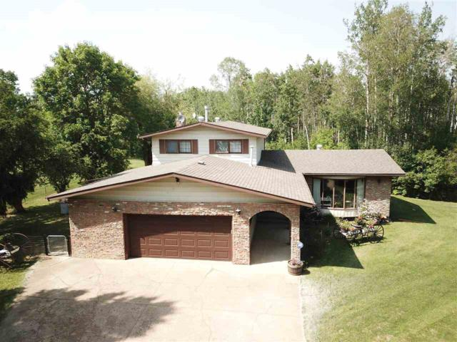 21 53304 RGE RD 14, Rural Parkland County, AB T7Z 1X2 (#E4152161) :: Mozaic Realty Group