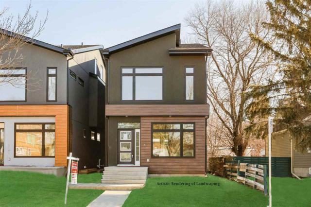 7105 106 Street, Edmonton, AB T6E 4V5 (#E4152200) :: Jenn McPhillamey   YEGPro Realty