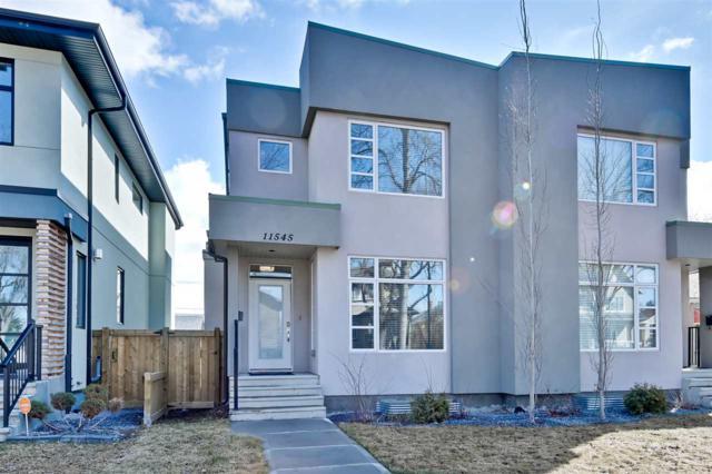 11545 122 Street, Edmonton, AB T5M 0B6 (#E4152222) :: The Foundry Real Estate Company