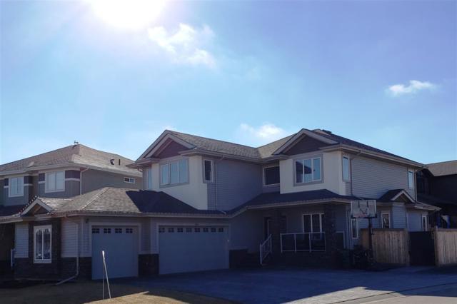 54 Danfield Place, Spruce Grove, AB T7X 0E3 (#E4152298) :: The Foundry Real Estate Company