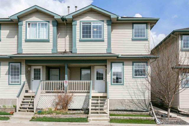 41 14803 Miller Boulevard, Edmonton, AB T5Y 3A4 (#E4152378) :: David St. Jean Real Estate Group