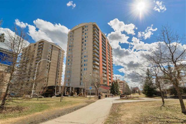 804 10909 103 Avenue, Edmonton, AB T5K 2W7 (#E4152491) :: Jenn McPhillamey | YEGPro Realty