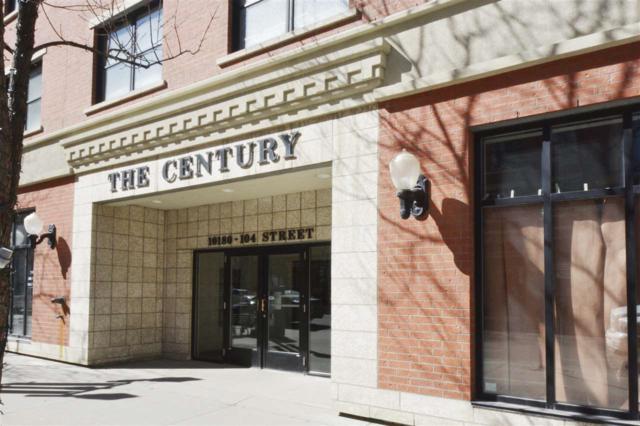2005 10180 104 Street, Edmonton, AB T5J 1A7 (#E4152810) :: Jenn McPhillamey | YEGPro Realty