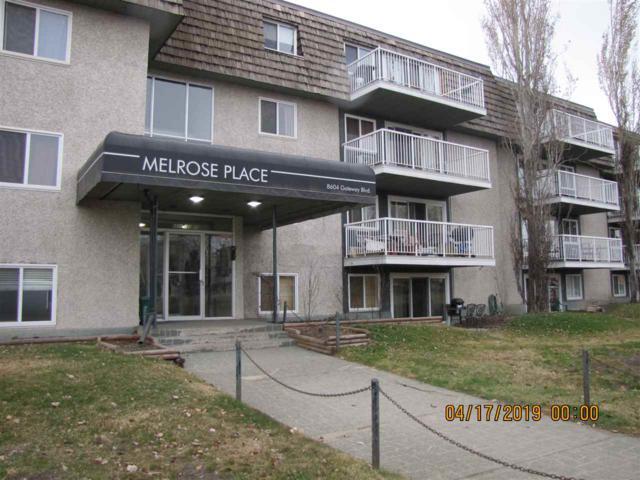 120 8604 Gateway Boulevard, Edmonton, AB T6E 4B6 (#E4152844) :: Müve Team   RE/MAX Elite