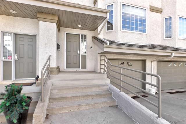 1295 Unit 3 Carter Crest Road, Edmonton, AB T6R 2N6 (#E4152894) :: David St. Jean Real Estate Group