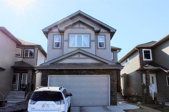 220 Albany Drive, Edmonton, AB T6V 0J1 (#E4152895) :: David St. Jean Real Estate Group
