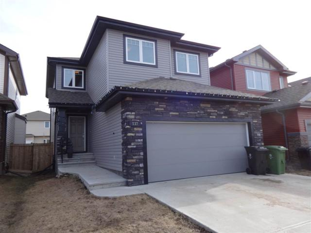137 Cranston Place, Fort Saskatchewan, AB T8L 0K8 (#E4152911) :: Müve Team | RE/MAX Elite