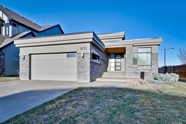 603 Howatt Drive, Edmonton, AB T6W 2T6 (#E4152991) :: Müve Team | RE/MAX Elite