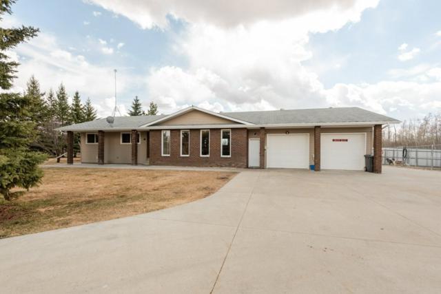 460 50448 RGE RD 221, Rural Leduc County, AB T0B 3M2 (#E4153015) :: David St. Jean Real Estate Group