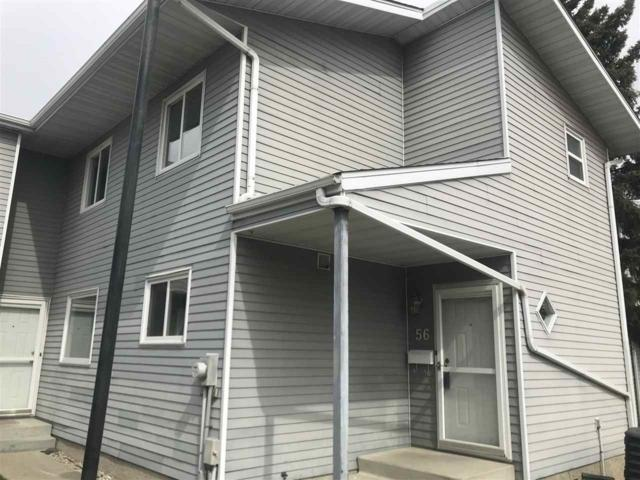 56 15710 Beaumaris Road, Edmonton, AB T5X 5E2 (#E4153153) :: The Foundry Real Estate Company