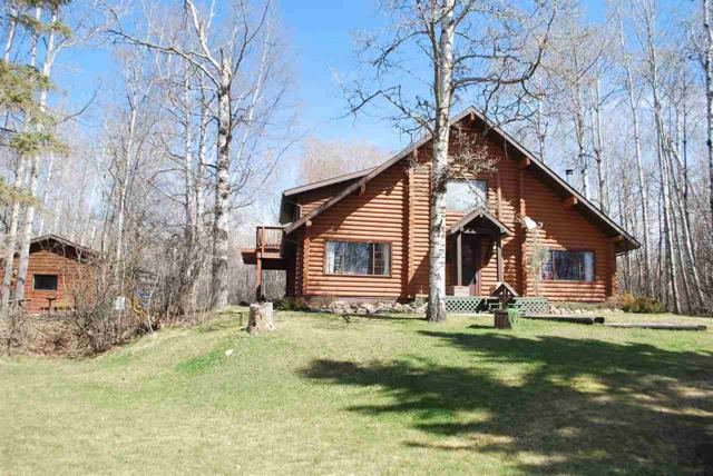 66 4521 Lakeshore Road, Rural Parkland County, AB T0E 2K0 (#E4153168) :: The Foundry Real Estate Company