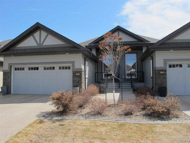 639 Cantor Landing, Edmonton, AB T6W 0V6 (#E4153193) :: The Foundry Real Estate Company