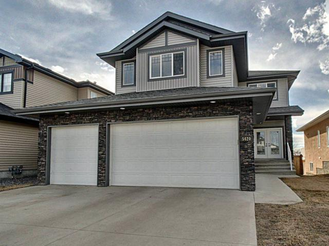 5420 64 Street, Beaumont, AB T4X 0H2 (#E4153257) :: Mozaic Realty Group