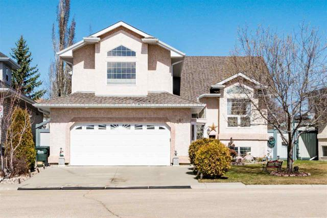 384 Heritage Drive, Sherwood Park, AB T8A 6A4 (#E4153495) :: The Foundry Real Estate Company