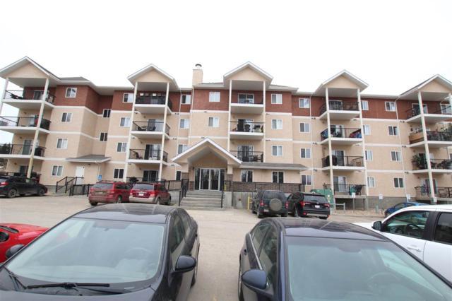 106 4903 47 Avenue, Stony Plain, AB T7Z 0C6 (#E4153705) :: The Foundry Real Estate Company