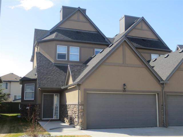 30 1720 Garnett Point(E), Edmonton, AB T5T 4C4 (#E4153734) :: The Foundry Real Estate Company