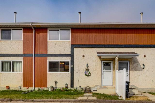 18 5325 48 Avenue, Redwater, AB T0A 2W0 (#E4153738) :: The Foundry Real Estate Company