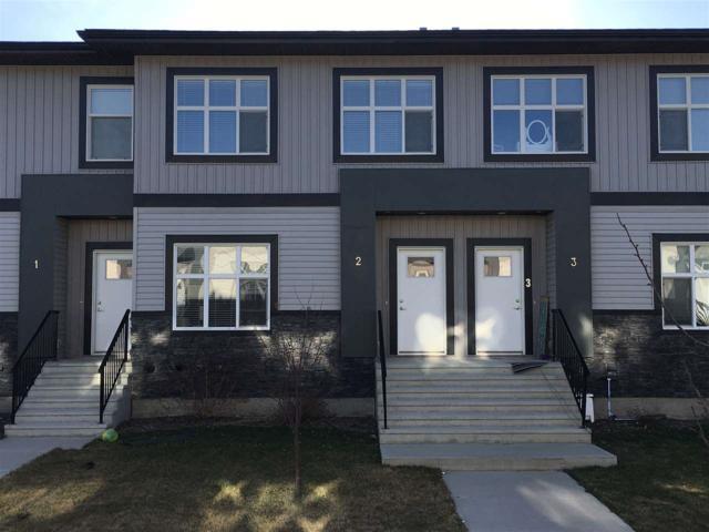 2 20 Vanderbilt Common, Spruce Grove, AB T7X 0V6 (#E4153785) :: The Foundry Real Estate Company