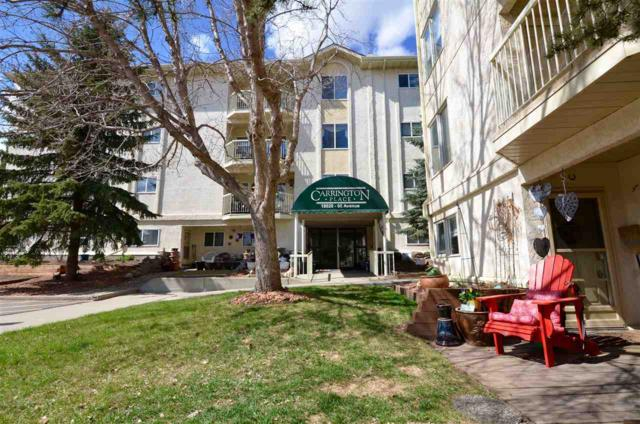 305 18020 95 Avenue, Edmonton, AB T5T 6B2 (#E4153932) :: Mozaic Realty Group