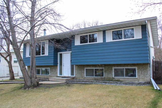33 Fawcett Crescent, St. Albert, AB T8N 1W3 (#E4153950) :: The Foundry Real Estate Company