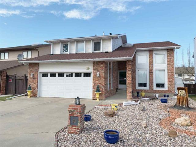 20 Greenborough Crescent, Sherwood Park, AB T8A 5G5 (#E4153989) :: Mozaic Realty Group