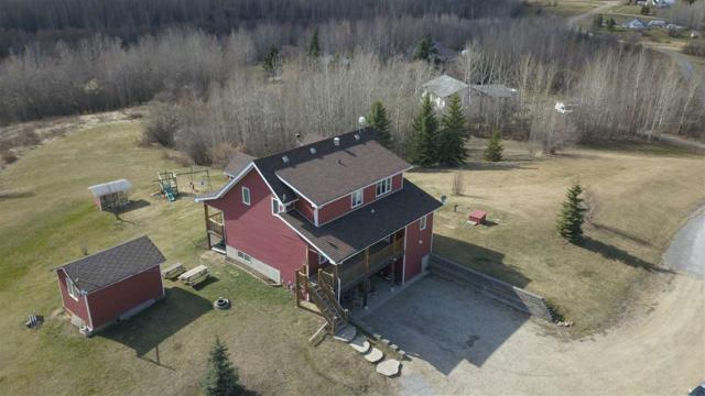 43 53319 RGE RD 14, Rural Parkland County, AB T7Y 0C2 (#E4154107) :: David St. Jean Real Estate Group