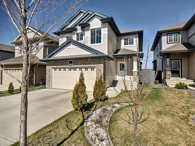 607 Albany Way, Edmonton, AB T6V 0H3 (#E4154109) :: David St. Jean Real Estate Group
