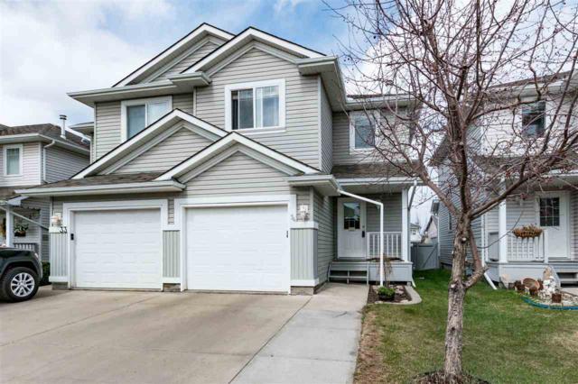 34 13403 Cumberland Road, Edmonton, AB T6V 1P9 (#E4154149) :: The Foundry Real Estate Company