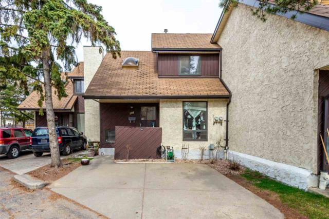 706 Saddleback Road, Edmonton, AB T6J 5E6 (#E4154163) :: David St. Jean Real Estate Group