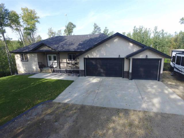 50 53122 Range Road 14, Rural Parkland County, AB T7Y 2T3 (#E4154214) :: David St. Jean Real Estate Group