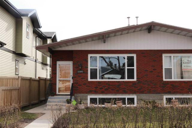 11843 123 Street, Edmonton, AB T5L 0G7 (#E4154231) :: Mozaic Realty Group