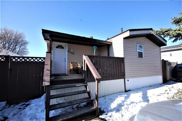 2309 West Port Close NW, Edmonton, AB T5S 1T5 (#E4154274) :: The Foundry Real Estate Company