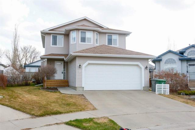 17 Cote Close, Beaumont, AB T4X 1R8 (#E4154304) :: David St. Jean Real Estate Group