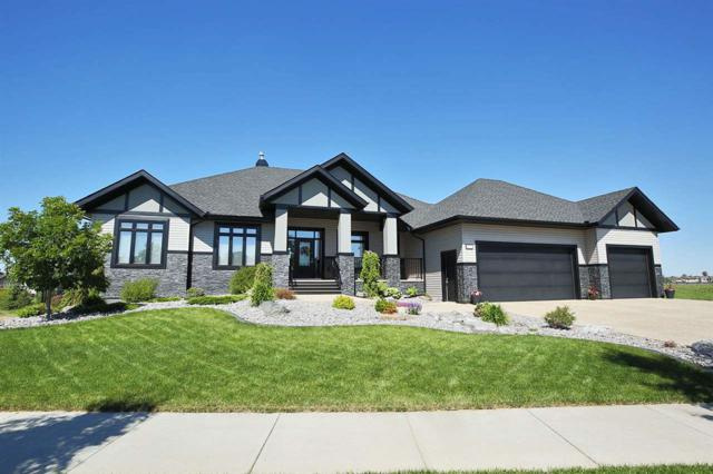 1048 Genesis Lake Boulevard, Stony Plain, AB T7Z 0G3 (#E4154364) :: David St. Jean Real Estate Group