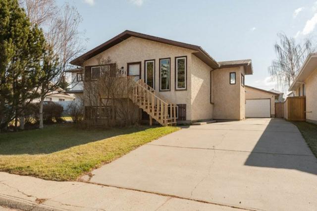 1851 35 Street, Edmonton, AB T6L 3M8 (#E4154416) :: The Foundry Real Estate Company