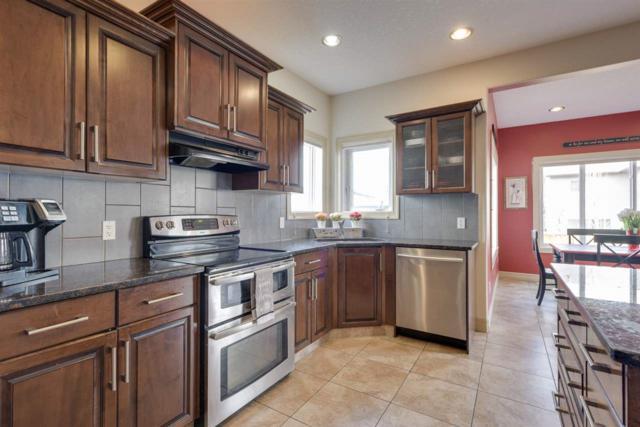 12 Chalifoux Court, Beaumont, AB T4X 0A8 (#E4154438) :: David St. Jean Real Estate Group